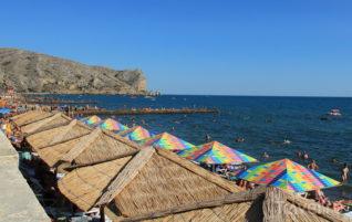 Лучшие пляжи Судака